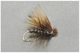 Elk Hair Caddis gray -  - 3932094021050 - 1