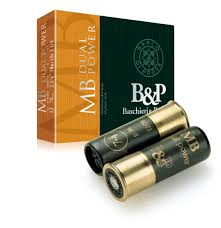 B&P MB Dual Power 12/70 18+18g Haulikon patruuna - B&P - 8033109432771 - 1
