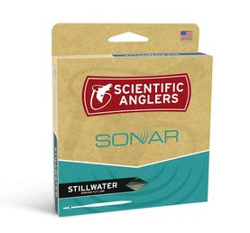 S&A Sonar Stillwater WF/S clear - Uppoavat - 987643213216 - 1