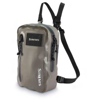 Simms Dry Creek Chest Pack - Vedenpitävät - 694264049341 - 1