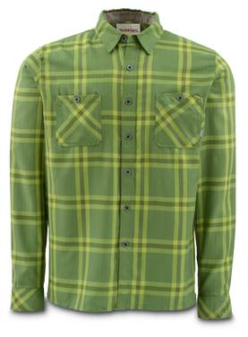 Simms Black's Ford Grove Plaid Flanellipaita - Paidat - 3216558372 - 1