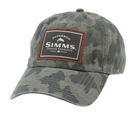 Simms lippis single haul cap fractal camo nightfall - Päähineet - 694264294512 - 1