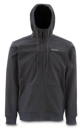 Simms Rogue Fleece Hoody black - Housut, takit ja väliasut - 694264262252 - 1