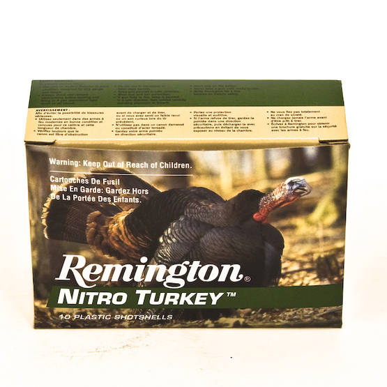 Remington Nitro Turkey 12/76 52g Haulikon patruuna - Remington - 047700348902 - 1