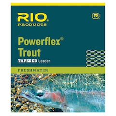 RioPowerflex Trout 9ft/2,7m kartioperukkeet. - Kartioperukkeet - 7987654867345 - 1