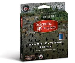 Scientific Anglers Skagit Extreme Head - Skagit-siimat - 051141339795