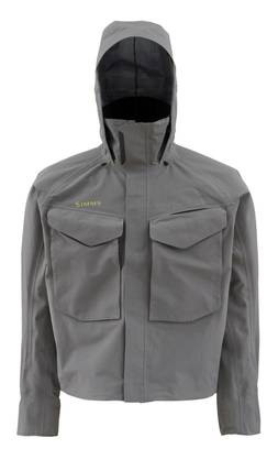 Simms Guide Jacket iron #M - Simms - 694264279687 - 1