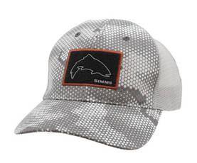Simms High Grown Patch Trucker - Päähineet - 694264336717 - 1