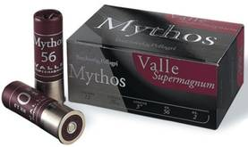 B&P Mythos Valle Supermagnum 12/76 Haulikon patruuna - B&P - 8034134041709 - 1